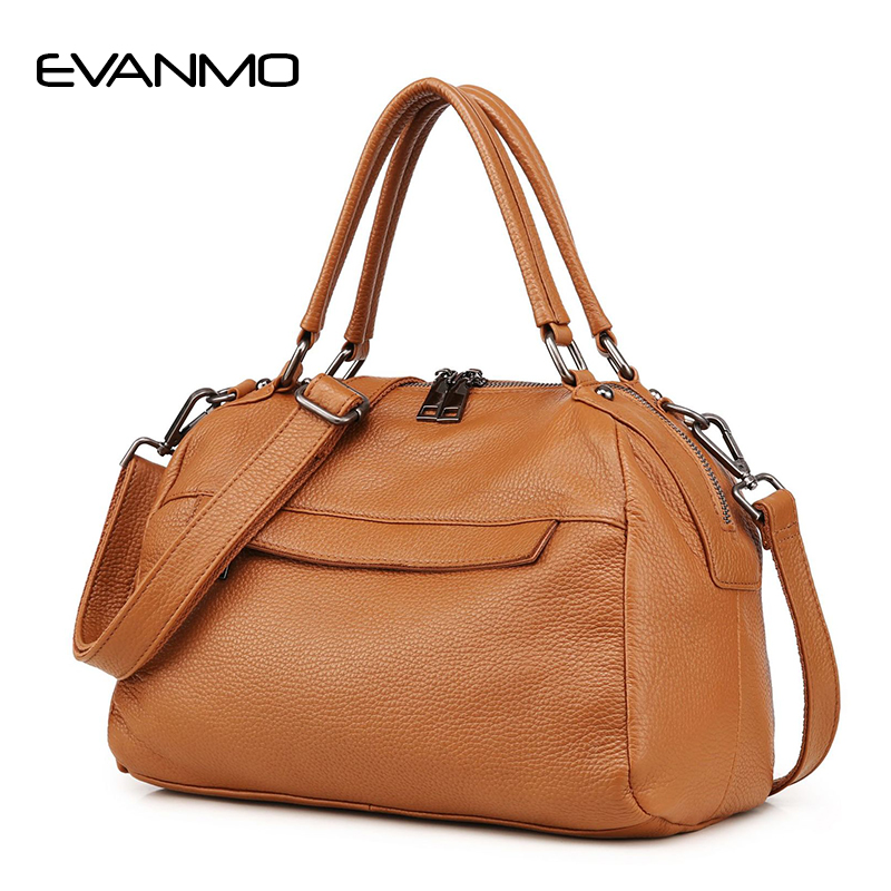100% Natural Genuine Leather Womens Handbag Female First Layer Cowhide Daily Bags Cross Body Long Shoulder Strap Casual Bag100% Natural Genuine Leather Womens Handbag Female First Layer Cowhide Daily Bags Cross Body Long Shoulder Strap Casual Bag