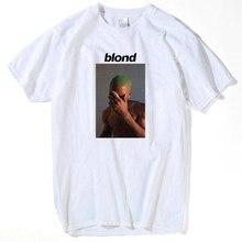 e9408f24b7ac Frank Ocean Blonde T Shirt Tee Shirt for Men Printed Men T-Shirt Short  Sleeve Funny Tee Shirts Top Tees tshirts men t shirt 2017