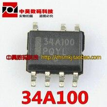 10 шт./лот 34A100 MC34A100 чип SOP-7 футов