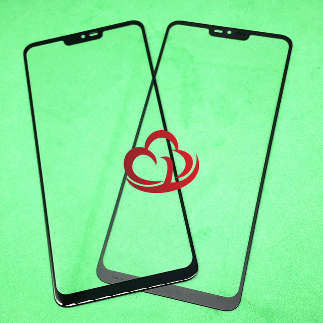 10pcs Replacement LCD Front Touch Screen Glass Outer Lens For LG G7 ThinQ G7+ G710 G710EM G710PM G710VMP G710ULM G710N