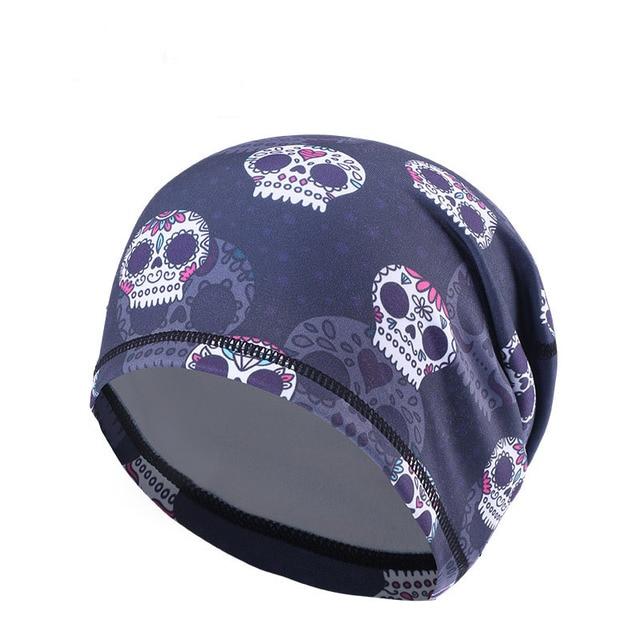 Motorcycle Helmet Inner Cover Hood DH MX ATV Motocross Helmet Inner Cap Quick Dry Breathable Hat Windproof mask  colors 1