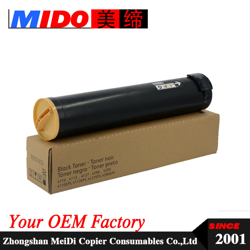 4110 Compatible toner cartridge for DC4112 4127 1100 4595 4590 9004110 Compatible toner cartridge for DC4112 4127 1100 4595 4590 900