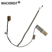 Ekran wideo Flex drutu dla ASUS K53E K53S K53SC X53S A53S K53SD K53SV laptopa wyświetlacz LCD LVDS wstążka kabel 14G221036002 000