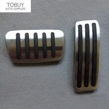 TTCR-II, автомобильные аксессуары для Cadillac SRX AT, автоматический ускоритель, газовый тормоз, нержавеющая сталь, для ног, педали, накладка, наклейки