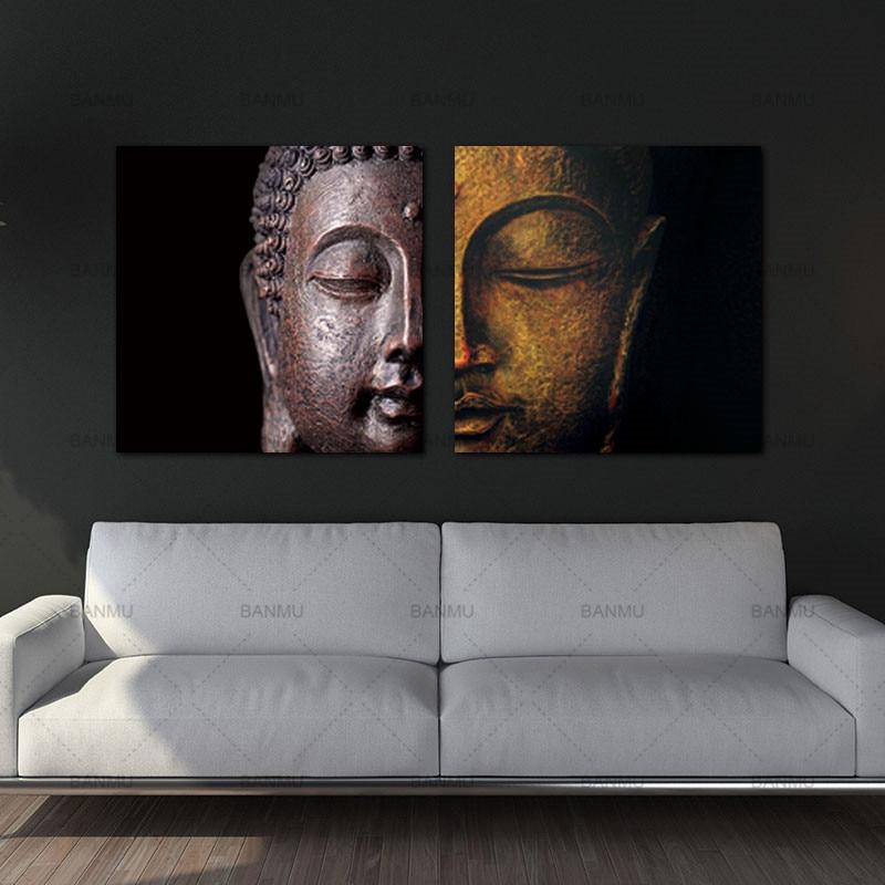 ✅Pintura de la lona arte de la pared cuadros Decoración para el ...