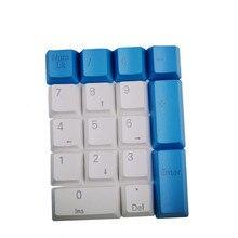 PBT Backlit Keycaps Cherry MX Key caps For 104/108 Backlit Mechanical Gaming Keyboard Numeric Keyset