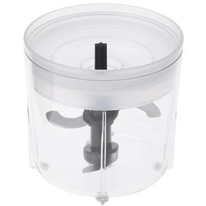 Image 5 - 300W Eu Plug Mini Electric Meat Grinder Food Processor Vegetable Fruit Blender Chopper 600Ml Eu Plug