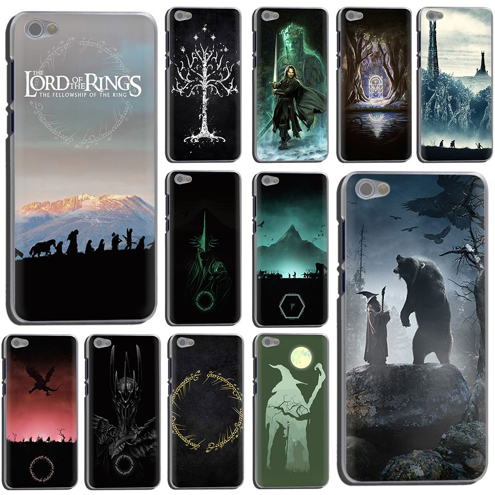 The Lord of The Rings The Hobbit Hard <font><b>Phone</b></font> <font><b>Cover</b></font> Case for Xiaomi <font><b>Redmi</b></font> 5 Plus GO 6A S2 Note 8 5 6 <font><b>7A</b></font> Pro 4x K20 Pro image