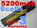 5200 mah recarregável bateria do portátil para thinkpad x220 x220i x220s 0a36281, 0a36282, 0a36283, 42t4861, 42t4862