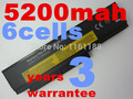 5200MAH rechargeable laptop battery for thinkpad X220 X220i X220s 0A36281,0A36282,0A36283,42T4861,42T4862