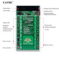 UANME 2 в 1 Смартфон батарея Быстрая зарядка и активация доска для iPhone 7 7 Plus 6 6s 5 5S 4 4s мобильный телефон ремонтный инструмент