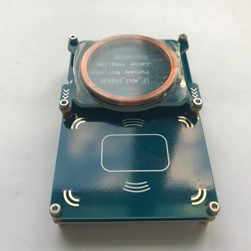 2 USB port 512 K NFC RFID lecteur écrivain pour rfid nfc carte copieur clone fissure nouveau proxmark3 développer des Kits de costume 5.0 proxmark RDV4 - 4