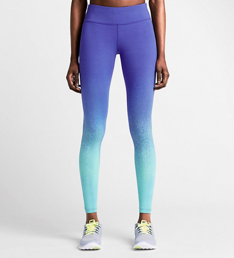 Women Yoga Pants Running Fitness Sports Compression Tights Baselayer Lenggings Training Pants Gym Sports Jogging Trousers