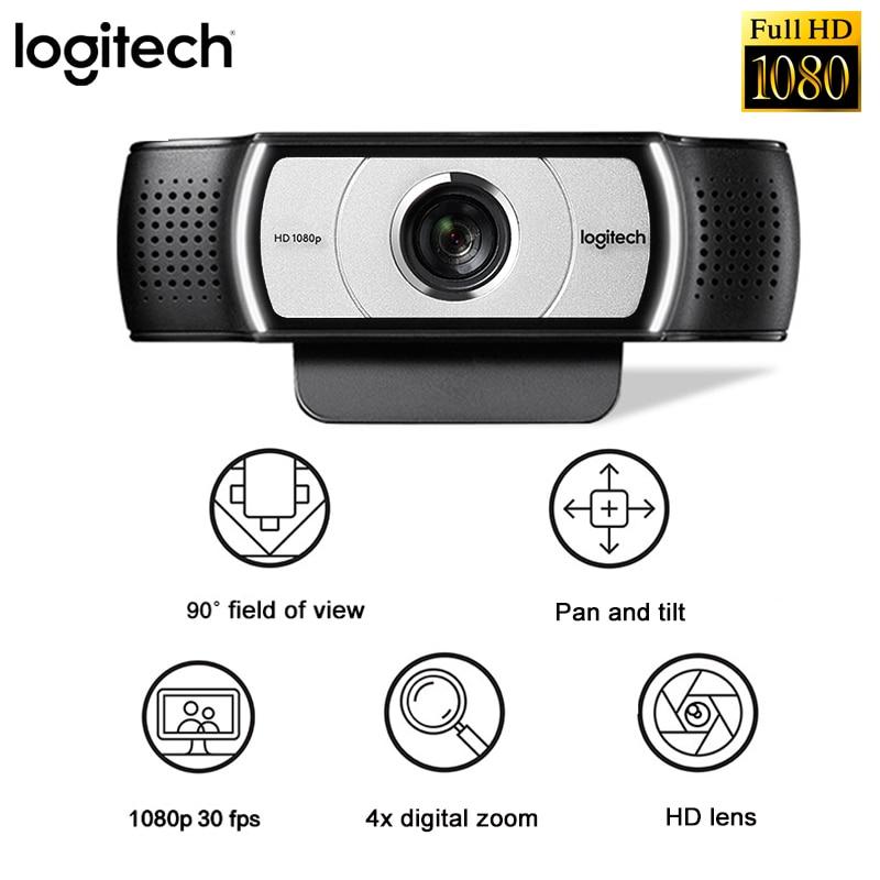 Logitech C930e 960-000972 USB HD Webcam …