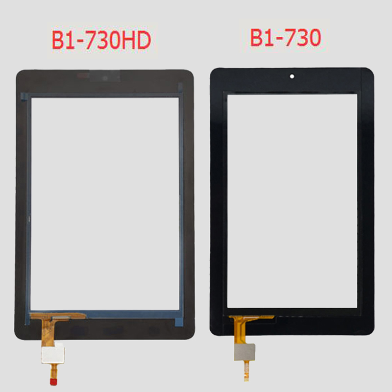 new <font><b>B1</b></font> 730 <font><b>B1</b></font> <font><b>730HD</b></font> Touch Digitizer Sensor Outer Glass Front Lens For <font><b>Acer</b></font> Iconia One 7 <font><b>B1</b></font>-730 <font><b>B1</b></font>-<font><b>730HD</b></font> image