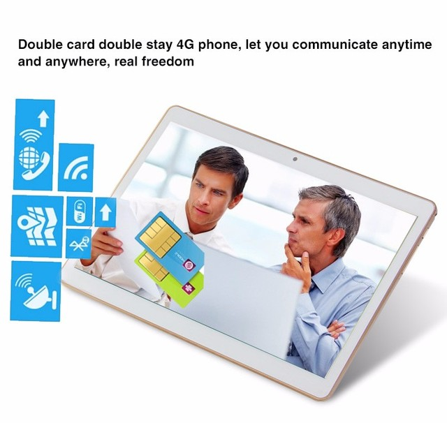 Free Shipping tablet 9.6 inch MT8752 Octa Core 3G 4G LTE 1280*800 5.0MP 4GB 64GB Android 5.1 Bluetooth GPS 7 9 10 tablet pc