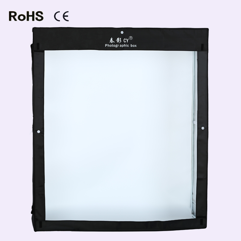Dimmer Switch LED Softbox 120cm * 140cm Portable Camera Photo Light Box Tent Studio Lighting Tent For Jewelry Toys Shoting 80 80cm led photo lighting box photography studio light tent softbox portable bag ac adapter for jewelry toys shoting