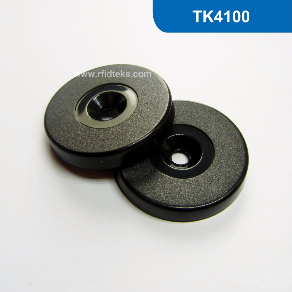 RT30 Dia30mm ABS RFID Token Tag, RFID Proximity ID TAG for asset Management 125KHz with TK4100/EM4100 Chip free shipping corporate real estate asset management