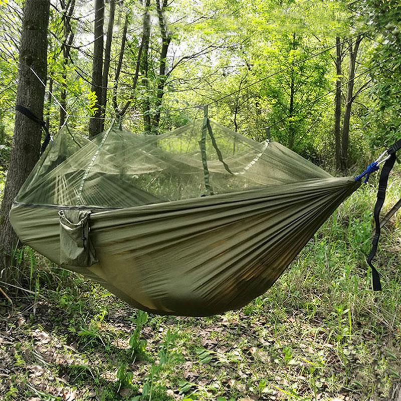 comprar shinetrip mosquito neto de camping hamacas colgantes meditacin acampar cama de nylon ultraligero hamaca camuflaje tiendas de