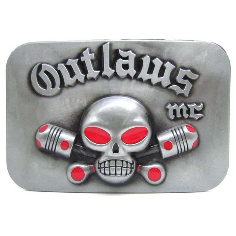 <font><b>Outlaws</b></font> <font><b>Skull</b></font> <font><b>MC</b></font> <font><b>Motorcycle</b></font> <font><b>Club</b></font> <font><b>Belt</b></font> <font><b>Buckle</b></font>