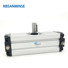 CRA1 30 50  Pneumatic Compressed Air Cylinder Rotary Actuator SMC Type Cylinder SMC High Quality Compressed Air Cylinder Sanmin smc cylinder cdq2a20 45dm a73