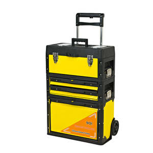 Combination-Tool Cart Trolley Toolbox Iron 3-Colors Hardware Separate Multi-Function