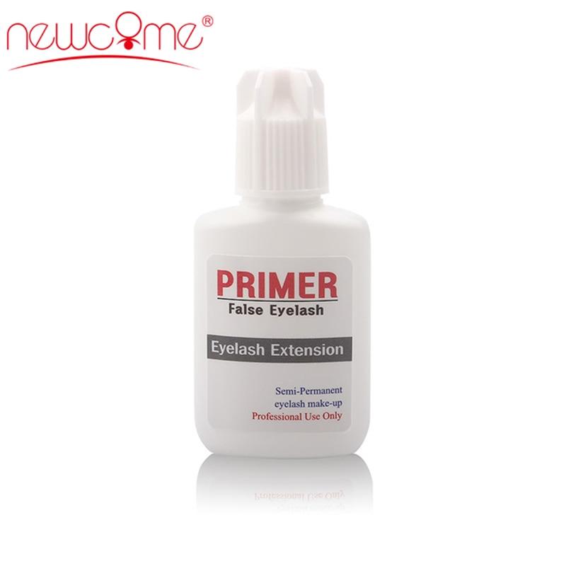 High Quality Individual Eyelash Extension Primer Lashes Soft Glue Adhesive Primer Professional Eyelash Extension Glue15ML Makeup