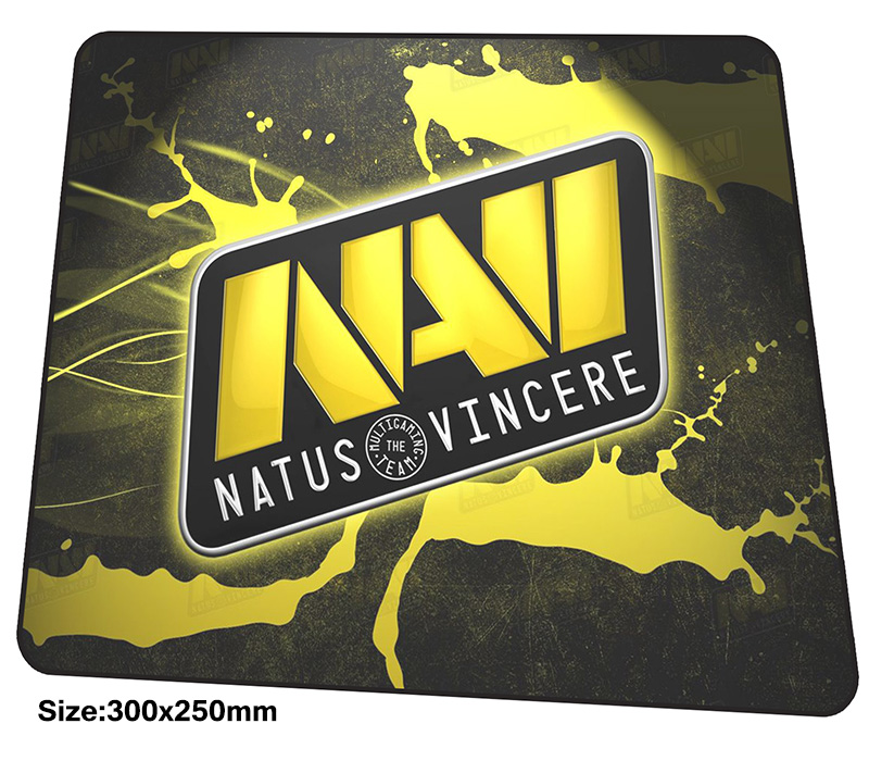 Navi Mouse Pad 300x250mm Mousepads Best Gaming Mousepad Gamer Locrkand Large Personalized Mouse Pads Natus Vincere Pc Pads