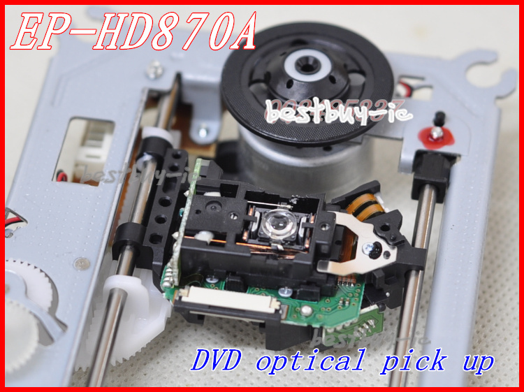 laser head DVD laser head WITH DV34 mechanism EP-HD870A EPHD870A For DVD laser lens <font><b>SF</b></font>-<font><b>HD870</b></font> <font><b>HD870</b></font> image