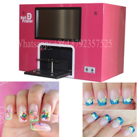 CE Approved 2 Years Warranty Nail Printer And Flower Printer