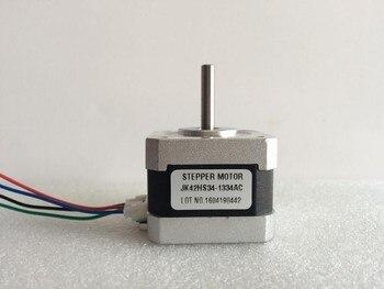 3 шт. Nema 17 шаговый двигатель 34 мм 1.33A 2.6kg.cm 0.26Nm 42HS34-1334AC 1,8 градусов Nema17 stappenmotor 4-Ведущий для 3D принтер
