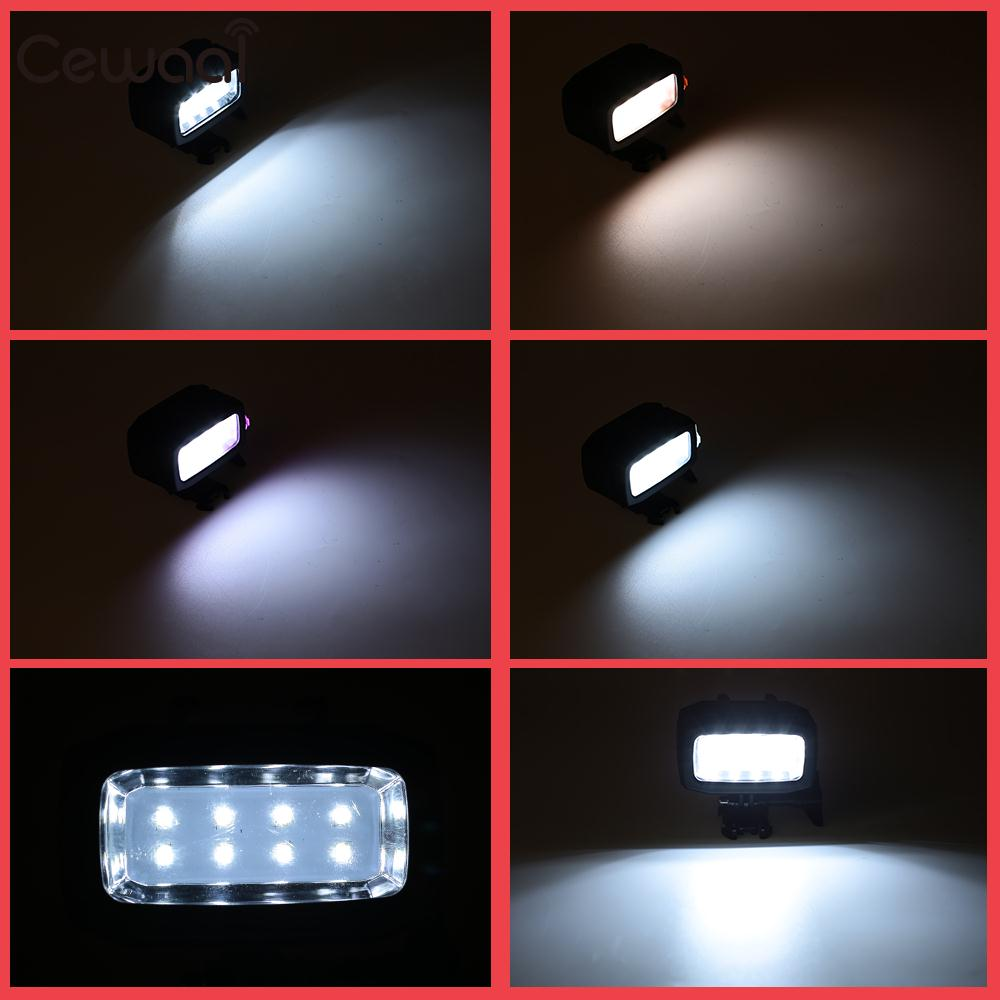 5500k Photography Led Waterproof Portable Indoor Efficient Practical Fill Light Lighting Outdoor Photography Light Durable