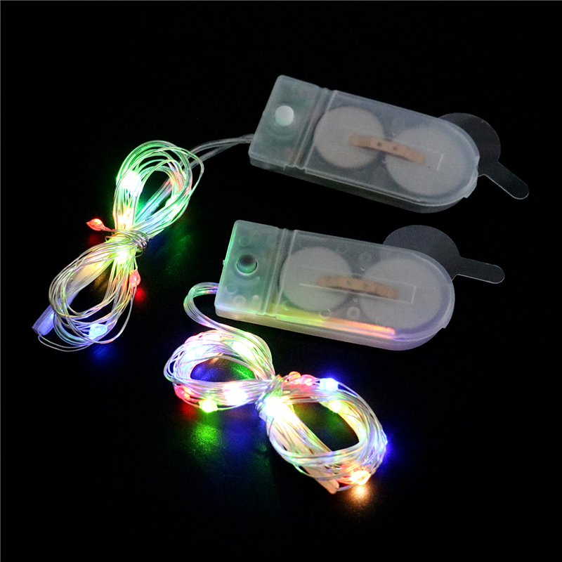 Online Shop 4 Colors Battery Powered 10 20 Led Fairy String Light 1M on 4 wire trailer connector wiring diagram, 4 wire wiring diagram light, 4 wire led color transformer,