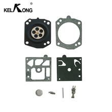 KELKONG 1 комплект карбюратор для Walbro K22 K22-HDA Carb Ремонтный комплект прокладка для эхо иглы диафрагмы для Homelite триммер Запчасти