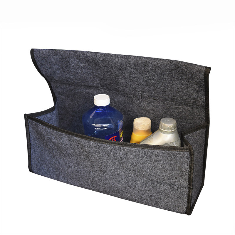 Trunk Cargo Organizer Foldable Storage Collapse Bag Bin For Car Truck Suv Dc120 Handsome Appearance