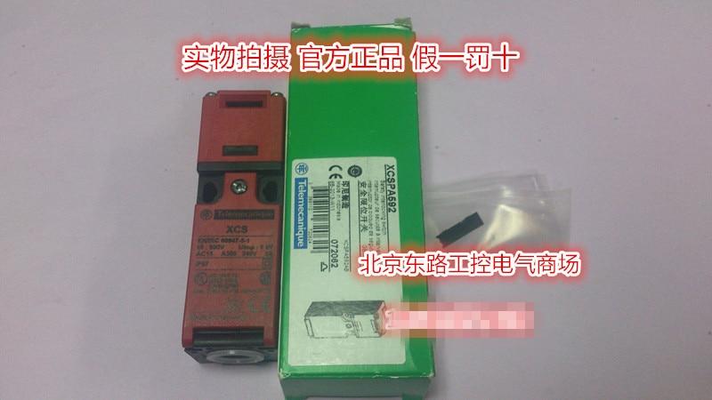Original new 100% travel safety door switch XCS-PA592 XCSPA592 quality assurance стоимость