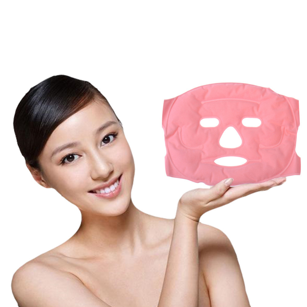 Tourmaline Gel gel magnet Facial mask Slimming Beauty massage face Mask thin Face remove pouch Health Care health care body massage beauty thin face mask the treatment of masseter double chin mask slimming bandage cosmetic mask korea