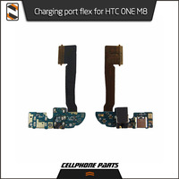 5pcs/lot Replacement For HTC ONE M8 Micro Dock Charger Port Flex Cable Charging USB Plug Connector Ribbon Jack