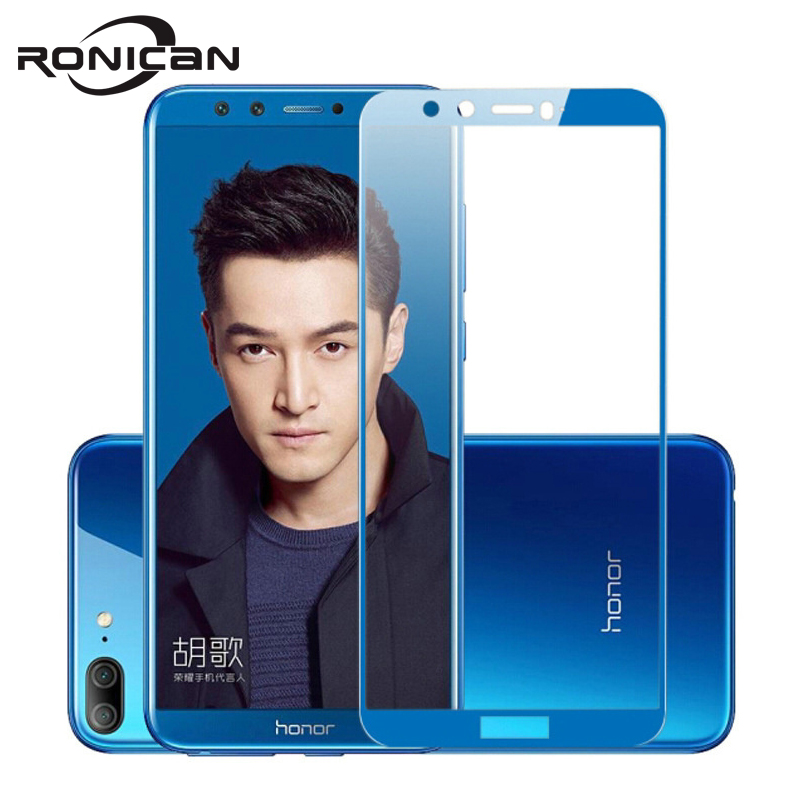 For Huawei Honor 9 Lite Full Cover Tempered Glass 9H 2.5D Screen Protector For Honor 9 Lite LLD-AL00 LLD-AL10 LLD-L31 Film Case