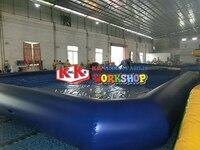 Большой аквапарк огромный бассейн веселья вход и выход фильтрации циркуляции отверстие надувной бассейн