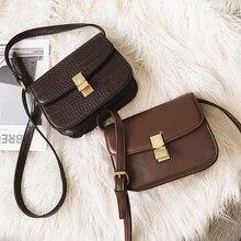 高品質デザイナーかばんブランド pu レザー財布やハンドバッグレディースチェーンクラッチ豆腐メッセンジャートートバッグワニ口フラップ