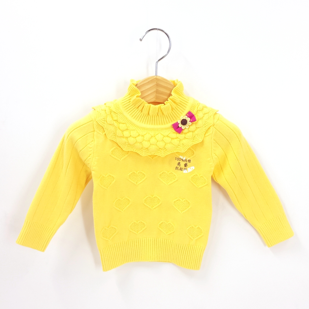1cb87736b 1 3 Years Baby Girls Sweaters Cardigans Spring Autumn 100% Cotton ...