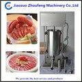 10л Бытовая Вертикальная Колбаса stuffer нержавеющая сталь Приспособление для приготовления колбас машина для наполнения мяса