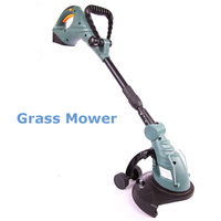 Rechargeable Lawn Mower Electric Weeding Machine Portable Grass Mower Adjustable Lawn Cutting Machine ET2803