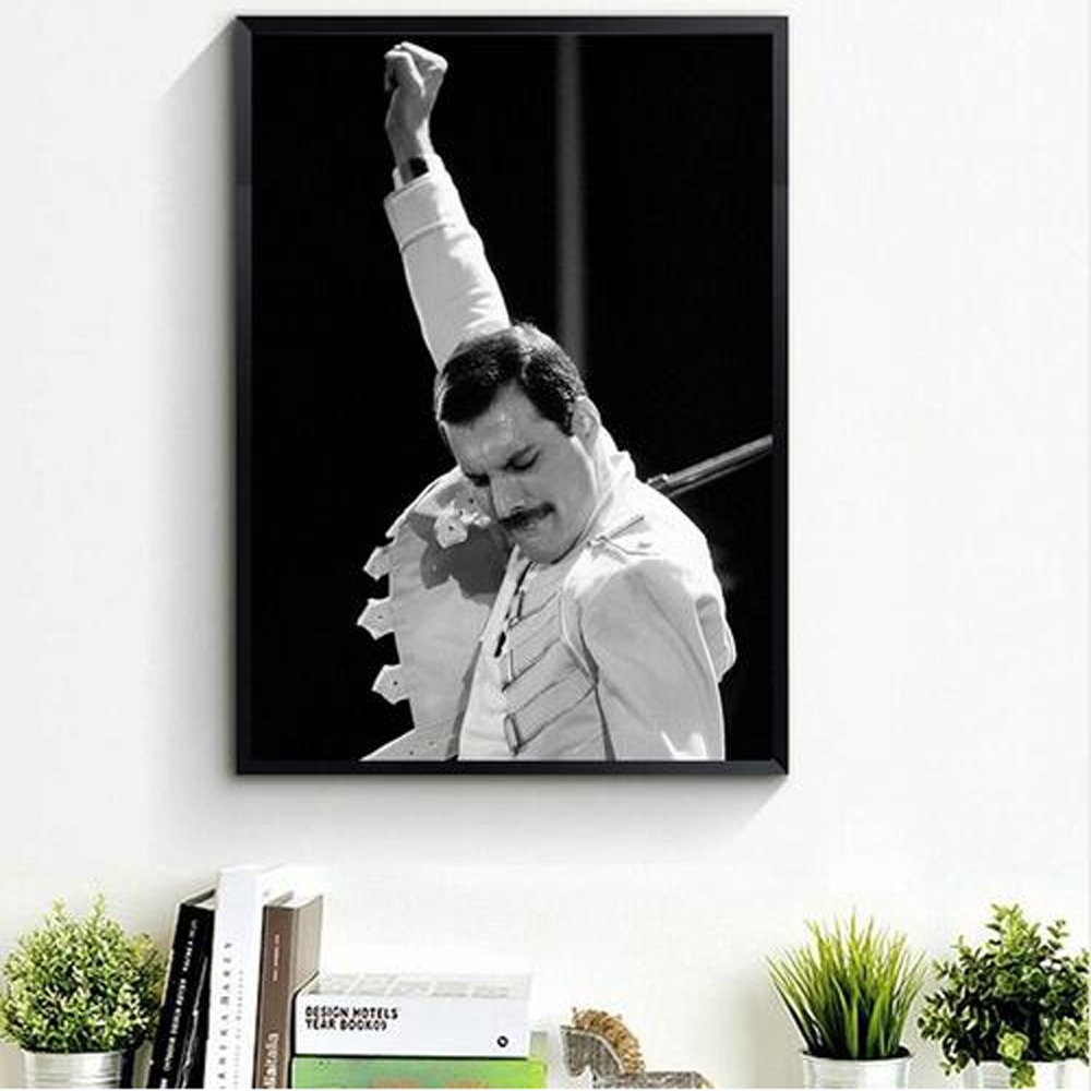 Cartoon 5d Diy Diamond Painting Cross Stitch Queen Band Freddie Mercury Needlework Diamond Embroidery Full Decorative Christmas Buy At The Price Of 3 60 In Aliexpress Com Imall Com