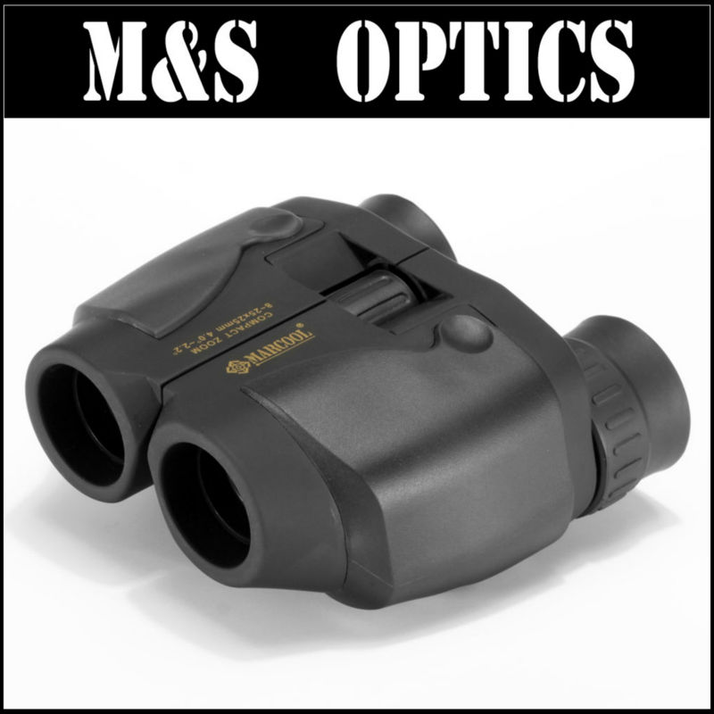 MARCOOL 8-25X25 HD clarity zoom Binoculars Hunting binoculo Telescope Spotting Scope Military Outdoor BAK4 High Quality original telescopio binoculars nikula 10 30x25 zoom telescope binoculo profissionais bak4 prismaticos for spotting binoculares