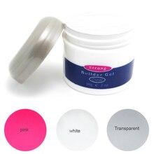 Замачивайте от сильного УФ-наращивания геля 3 цвета для УФ-лампы макияж маникюр Дизайн ногтей comestic UV led Гель-лак для ногтей