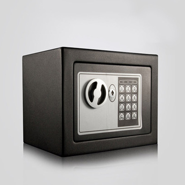Hot Sale Home Safe Cofre Electronic Password Safe Cash Jewelry Safe