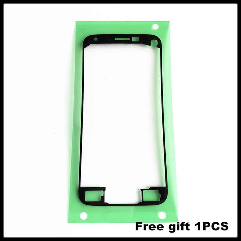 เปลี่ยน Super AMOLED LCD สำหรับ Samsung Galaxy S5 Mini G800 G800F G800H Lcd จอแสดงผล Touch Digitizer Assembly สติกเกอร์
