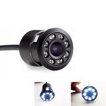 камера заднего вида парктроник Рулевое колесо парковка Автомобилей автомобиля зарядное устройство заднего камара espia 170 »заднего вида Угол веб-камера водонепроницаемый